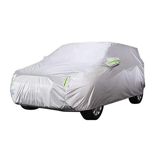 GSHWJS Dikke Oxford-doek voor binnen en buiten, anti-fouling-zonwering, regendicht, warme afdekking, auto-afdekking voor SUVS-modellen van Trax autoafdekking