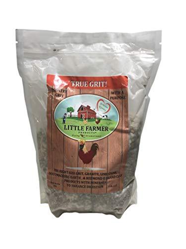 True Grit! Premium Poultry Grit for Backyard Chickens | 5 lb