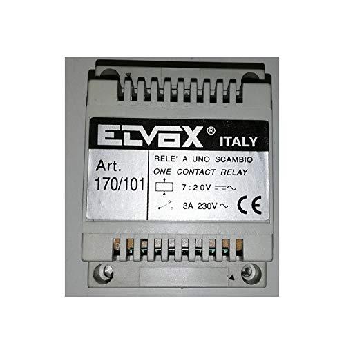 ELVOX 0170/101 - REL PER LA RIPETIZIONE DELLA CHIAMATA