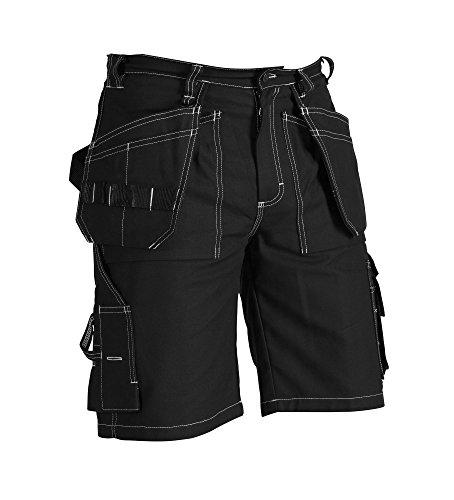 Handwerker Shorts Schwarz C50