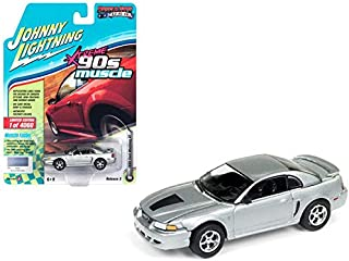 Johnny Lightning 1:64 Muscle Cars U.S.A. Release 3 Version A 1999 Ford Mustang GT