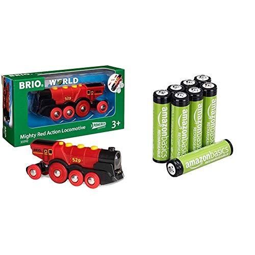 BRIO - Züge & Schienenfahrzeugspielsets für Kinder