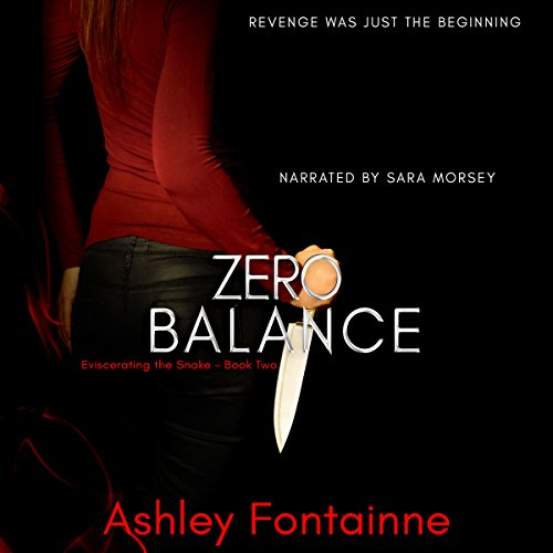 Zero Balance audiobook cover art