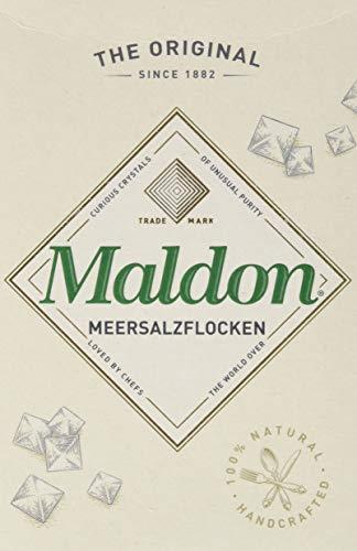 12 x Maldon Sea Salt Meersalz Flocken 250g - 12 x 250g (3kg)