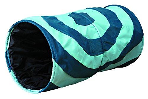 Trixie 4301 Spieltunnel, Polyester, ø 25 × 50 cm