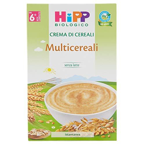 Hipp Biologico Crema Multicerali, 200g