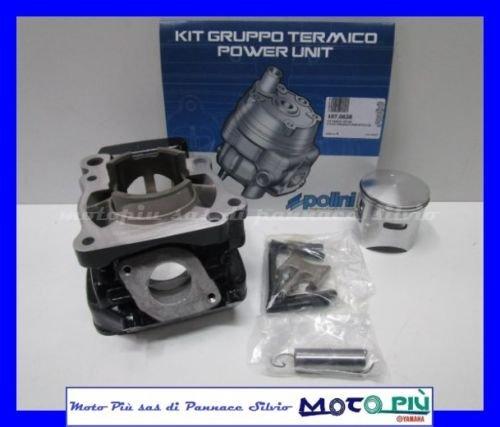 Polini Kit groupe thermique pour Cagiva 125 H20 C10-12 Tamanaco 88/89-Mito D.64
