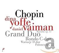 Grand Duo Op. 15/Rondo Op. 73