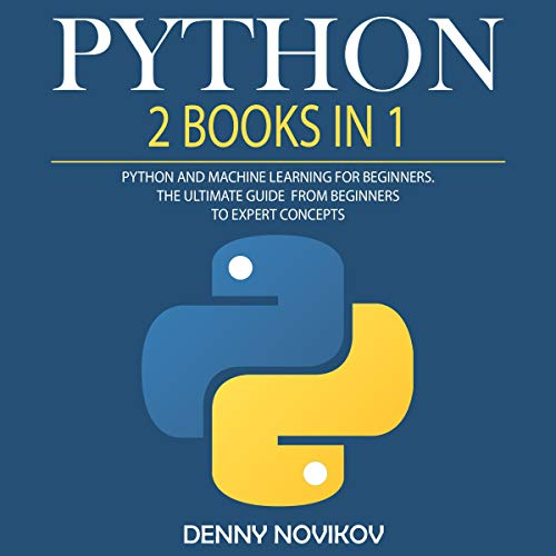 Python - 2 Books in 1 cover art