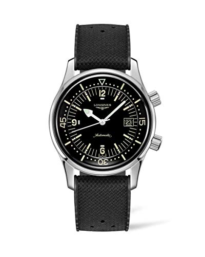 Longines Legend Diver Reloj automático para Hombre L3.774.50.9