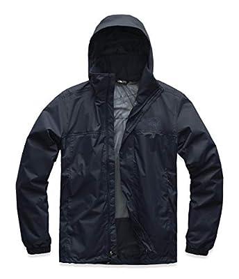 The North Face Men's Resolve 2 Jacket, Urban Navy/Urban Navy, S