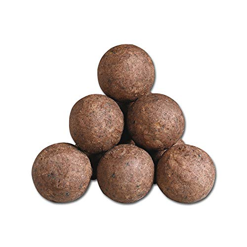 TOP SECRET Natural Power Waller Boilies 30mm Blut/Leber 1Kg