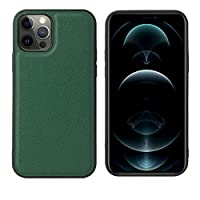 iPhone12PROMAXライチグレインレザー電話ケースApple8 / XS / 11PRO第1層牛革に適用可能