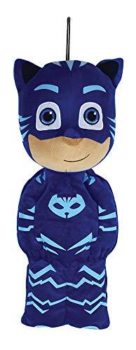 Jemini–023527pyjamasques Yoyo Peluche Range Pyjama +/-52cm, 23527, Azul