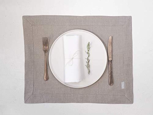 Leinenservietten/weiße Hochzeitsservietten/Leinenservietten/Restaurant-Servietten