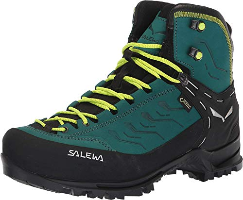 Salewa Damen WS Rapace Gore-Tex Trekking- & Wanderstiefel, Shaded Spruce/Sulphur Spring, 39 EU