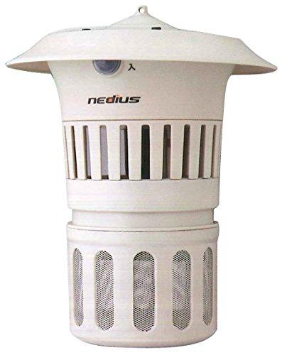 ネディウス(nedius) 屋外用捕虫器 NMT-15B1LG