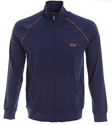 BOSS Mix&Match Jacket Z Chaqueta con Cremallera, Medium Blue429, M para Hombre