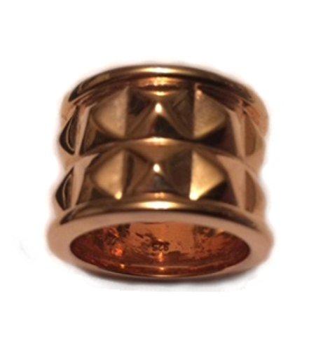 Rotvergoldeter Silber-Ring APART Gr. 19