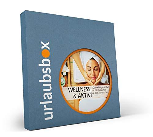 Urlaubsbox Wellness & Aktivurlaub