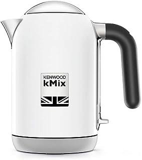KENWOOD 凯伍德 电水壶 ZJX650WH 1L容量 2000W功率 白色(海外自营)(国内官方联保两年)(包邮包税)