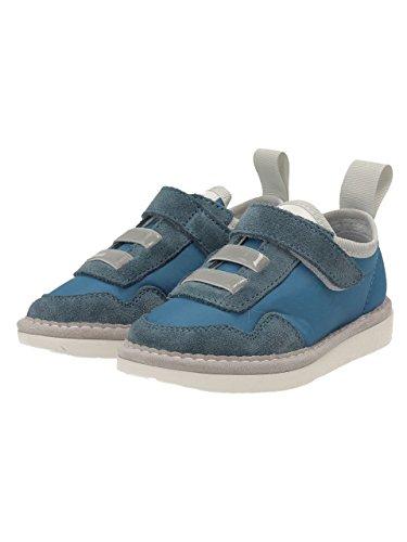Panchic - Zapatos con cordones elásticos MainApps Azul Size: 23 EU