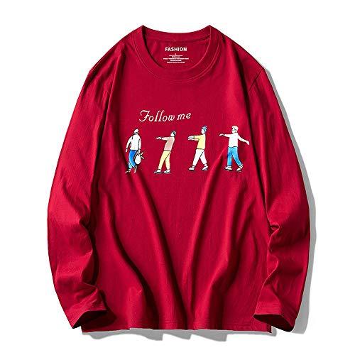 YX Sweatshirt trui Sesamstraat KAWS mannen en vrouwen trui casual los katoen coltrui paar