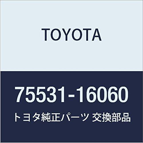 TOYOTA Sale item Genuine 75531-16060 Molding Windshield Max 68% OFF