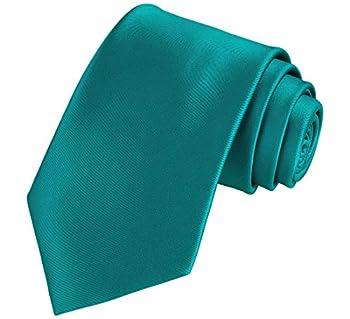 teal neck tie