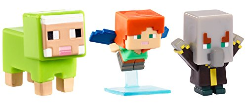 Mattel Minecraft Mini-Figures