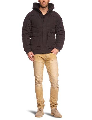 Urban Classics Jacke Fastlane Jacket black, Größe 3XL