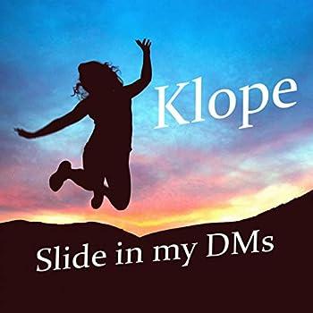 Slide in my DMs  Instrumental