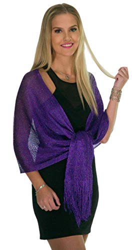 Up to 62% off Shawls and Wraps for Evening Dresses Add the lightning deal price. No promo code needed.