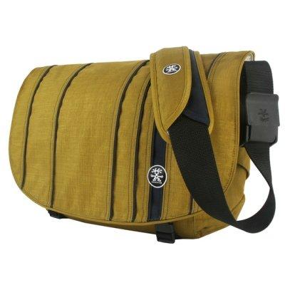 Crumpler Laptoptasche Cheesy Disco Stripes, mustard, 15 inch, CHDSTR-003