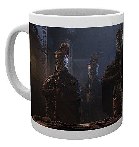 GB eye Assassins Creed Origins Orden der Anciets-Tasse, Keramik, mehrfarbig, 15 x 10 x 9 cm