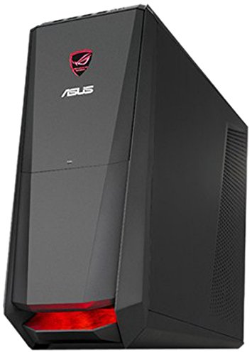 Asus G30AK-SP012S Ordinateur de Bureau pour Gaming avec processeur Intel Core i7-4790K, 16 Go de RAM, 2 to, Nvidia GTX760, Windows 8.1 avec Mise à Jour Windows 10 Argenté