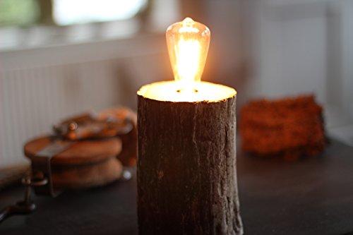 *Treibholz Lampe `Kiel`*