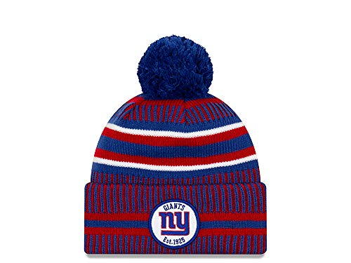 New Era Sideline 2019 Mütze - NFL Football Home (New York Giants)