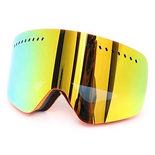 OutingStarcase. Professionelle Ski-Snowboard-Goggles Dirt Bike Brille Anti Nebel UV-Schutz Doppel-Objektiv-Motorrad-Zubehör Motorrad-Werkzeug
