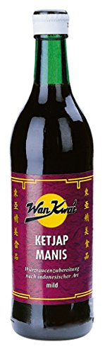 Wan Kwai - Ketjap Manis milde Würzsauce - 500ml