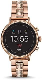 Fossil Gen 4 Venture Digital  Rose Gold Stainless Steel  Watch for  Women - FTW6011