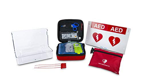 Philips HeartStart Ready Pack AED Defibrillator Value Package
