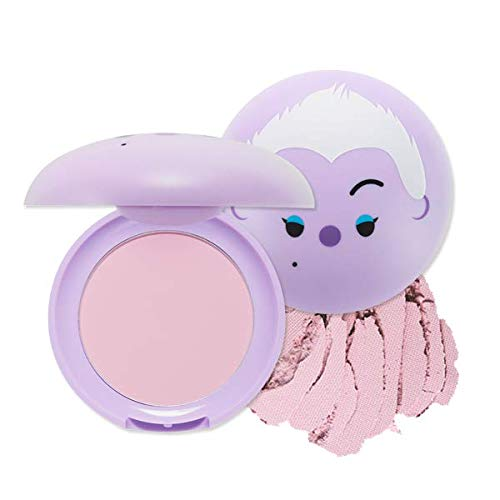 ETUDE HOUSE Lovely Cookie Blusher #PP502 Lavender Lemon Macaroon (Lavender Color) | Limited Edition | Soft Powder Blush that Makes your Cheeks Lovely