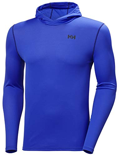 Helly Hansen Active Solen Manche Longue Homme Royal Blue FR: XL (Taille Fabricant: XL)