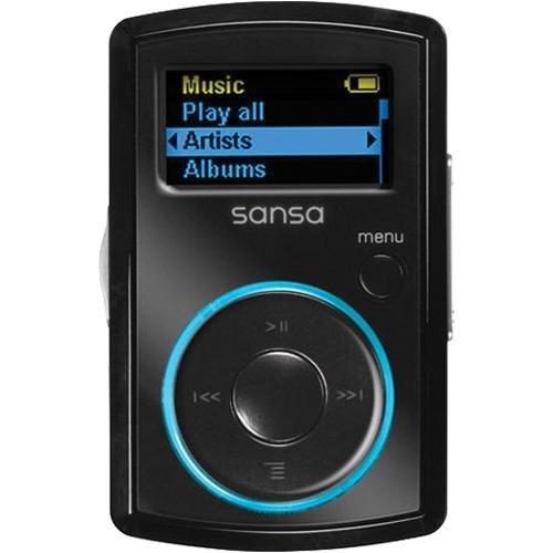 SanDisk Sansa Clip 2 GB MP3 Player - Black
