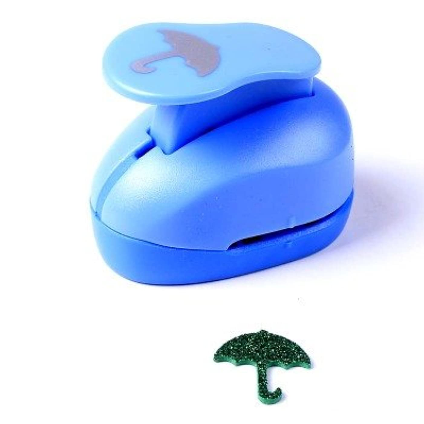 Do4U Multi-Selection Crafts Punch 1-inch Paper Punches DIY Handmade Punchers Tag Maker Eva Foam Maker (Umbrella)