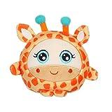 Gipsy Peluche Gigi, 20 cm, Jirafa Naranja, Girafe Orange