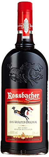 Rossbacher Kräuterbitter (1 x 1 l)