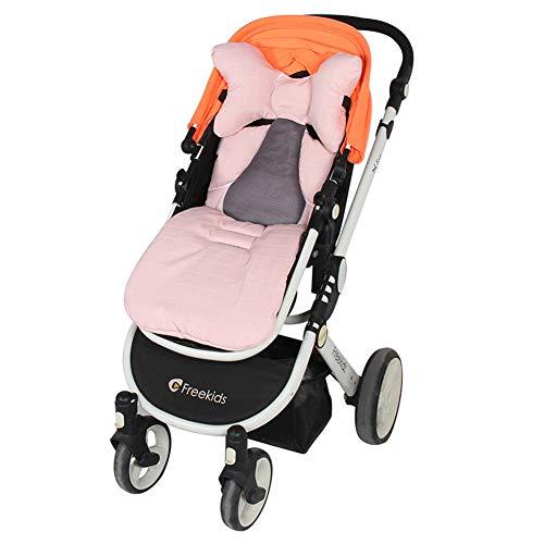 Kinderwagen Sitzauflage Universal Winter Warm Cushion Baby Sitzkissen Sportwagen Buggy Babyschale Autositze Sitzverkkleinerer Atmungsaktive Pad Liner