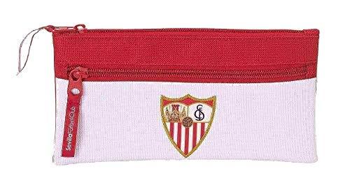 Sevilla F.C. Double Zipper Case (officiel), école